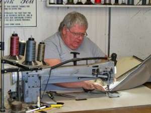 Ed - Owner of Tiger Auto Trim & Upholstery