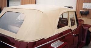 Tiger Auto Trim & Upholstery Sample 2