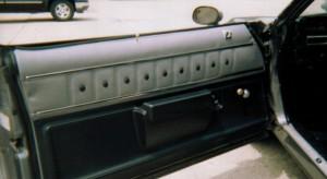 Tiger Auto Trim & Upholstery Door Interior